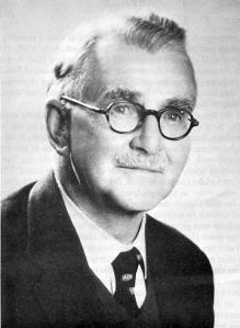 The British ecologist, Alexander Watt. Photo source: Wikipedia.