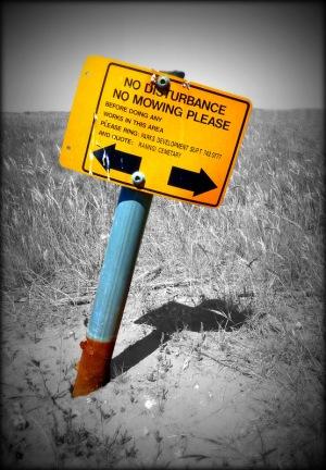 Grassland sign 2