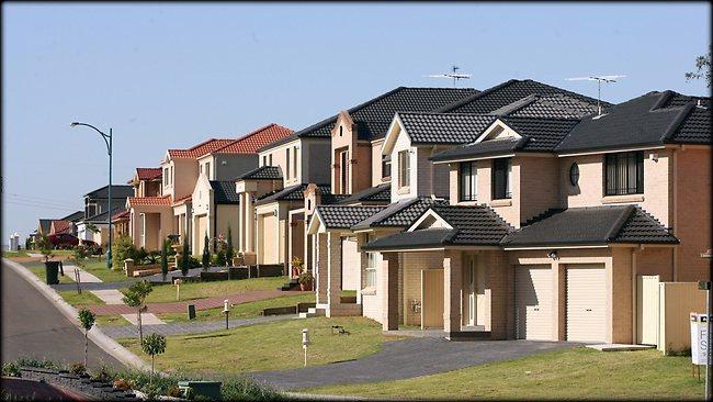 new suburb