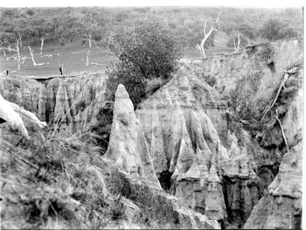 Gabriel Knight gully erosion 2