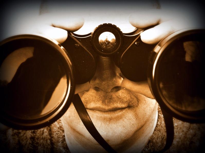 Flickr Binoculars