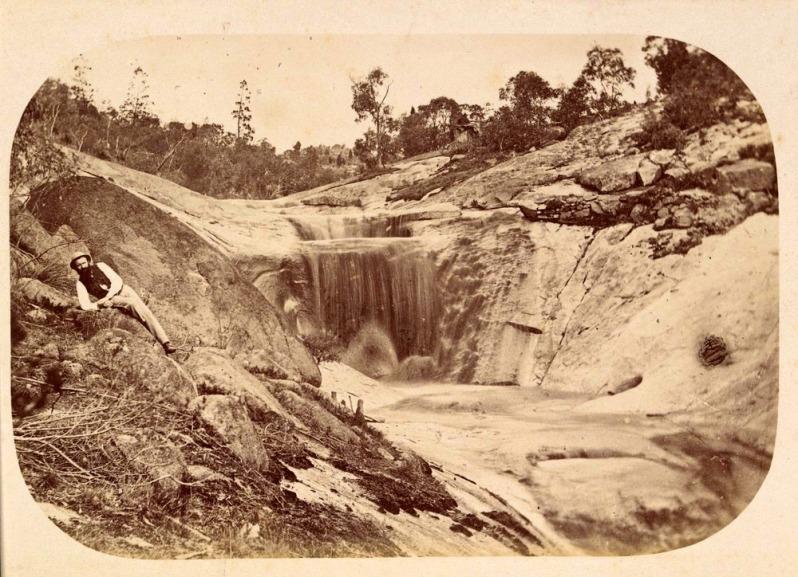 SLA Beechworth Falls